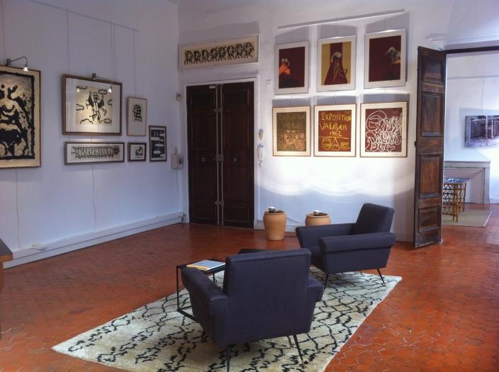 Exposition éphémère 2012