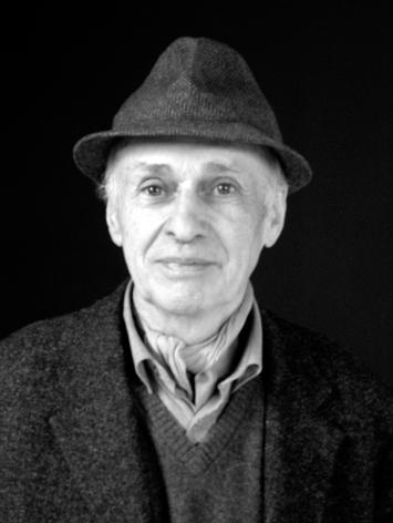 Jacques Villeglé - © P. Arnaud 2003