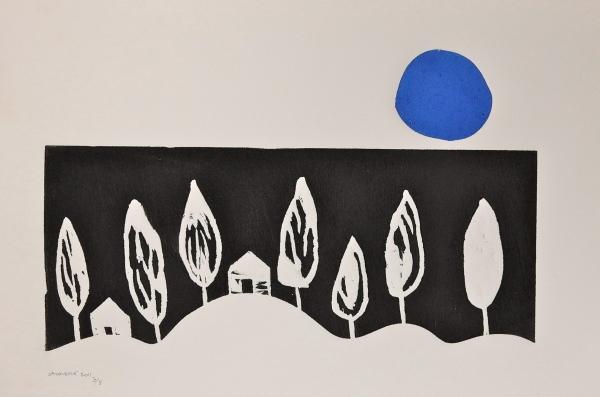 Sans titre - 2011 50 x 33 cm