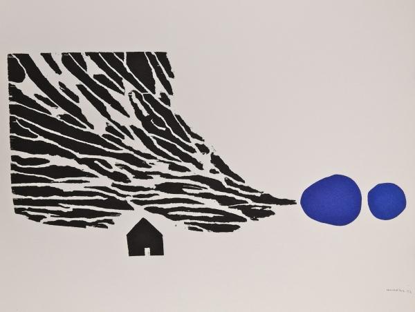 Sans titre - 2012 50 x 65 cm