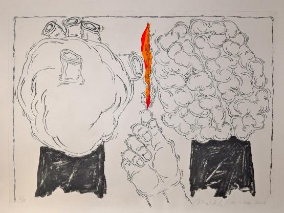 sans titre - 2012 - 121 x 160 cm