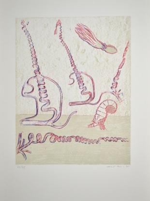 Der Zeitschrift XXème - 1974 - 49 x 34 cm