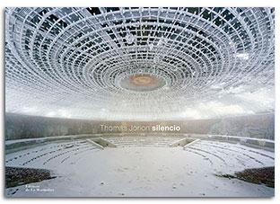 Couv. Livre SILENCIO Thomas Jorion