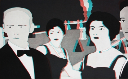 Lyam 3D - 2009 - 50 x 76 cm