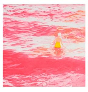 Wader II (pink)