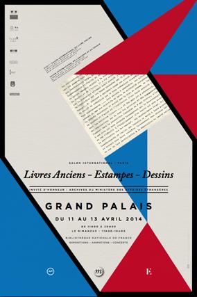 Salon Estampes Paris 2014