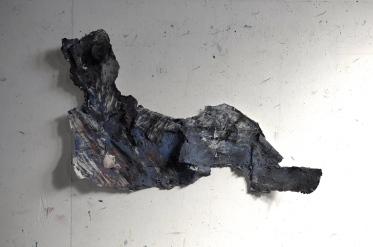 Femme allongée - 55 x 87 cm - 2010