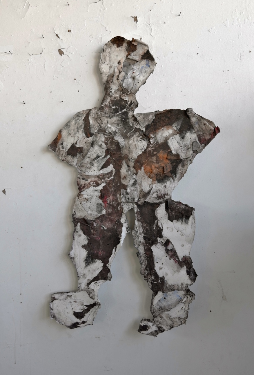 Le beau gosse - 112 x 64 cm - 2009