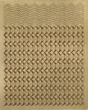 Palma - Répétition 4 - 56x45cm
